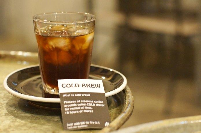 Cold Brew Bandung