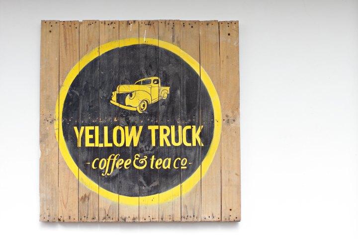 Yellow Truck Bandung