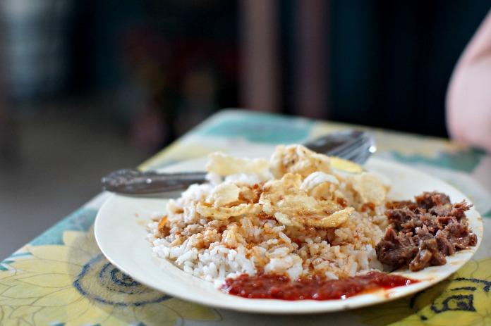Nasi Gemuk Jambi
