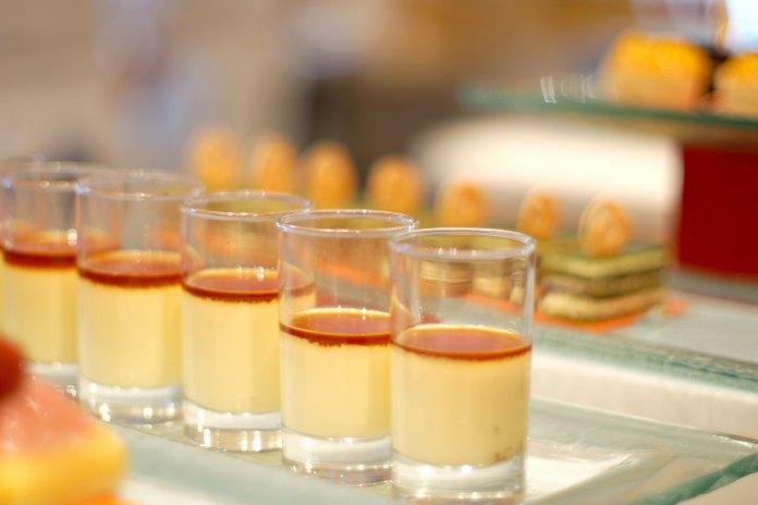 Satoo Shangri La Jakarta Dessert