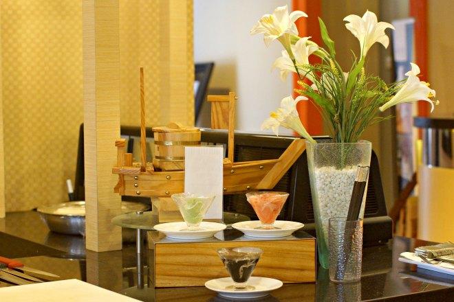 Sushi Yugo Restaurant Serpong