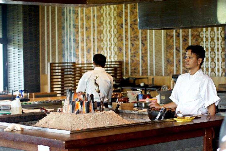 Takumi Robata and Sushi Jakarta