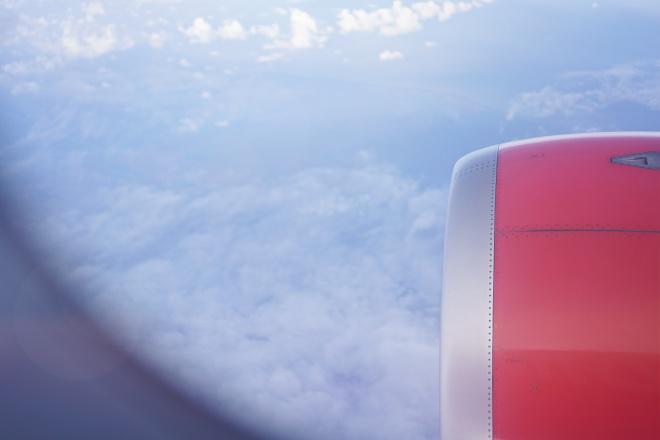 Air Asia Jakarta - Chiang Mai