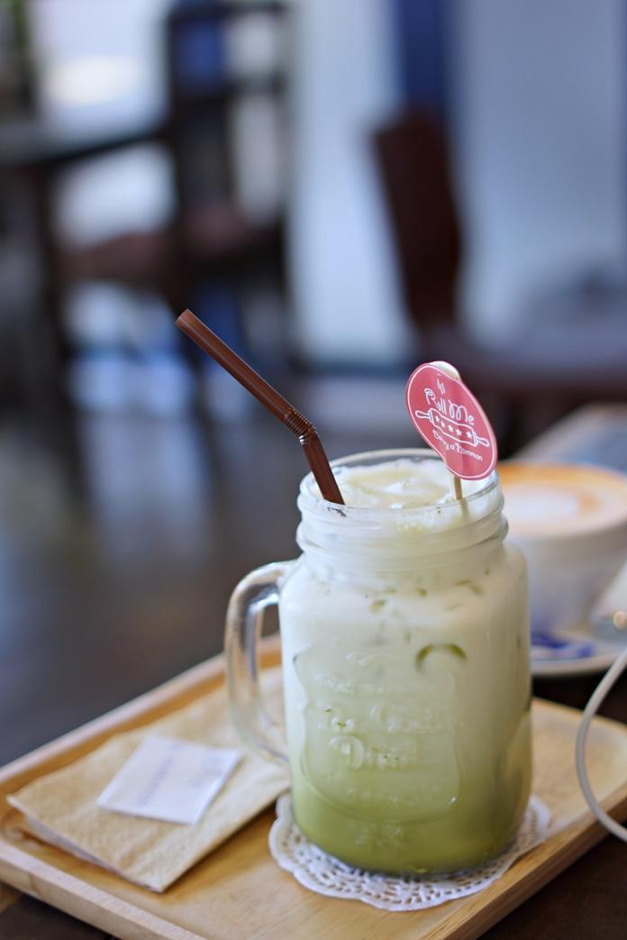 Matcha Latte Chiang Mai