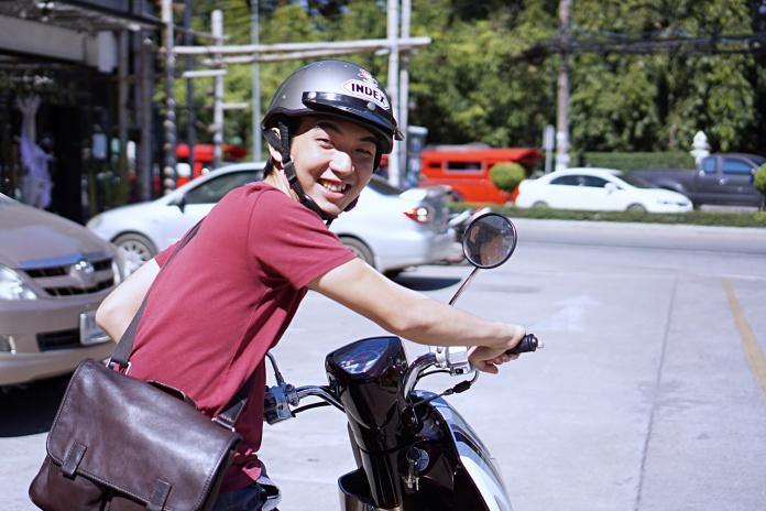 Motorbikes Chiang Mai