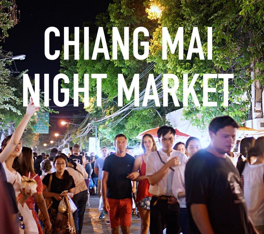 Chiang Mai Night Market