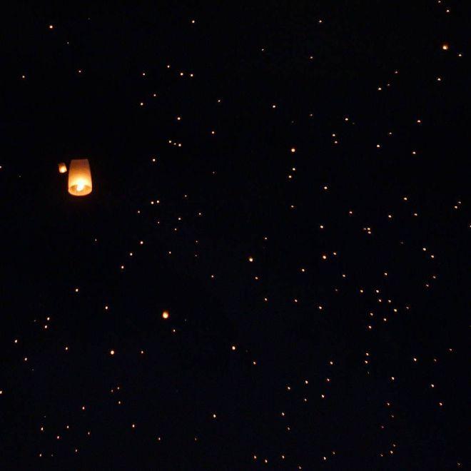 Lantern Festival Chiang Mai