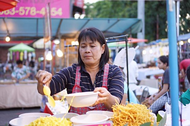 Khao Soi at Sunday Night Market