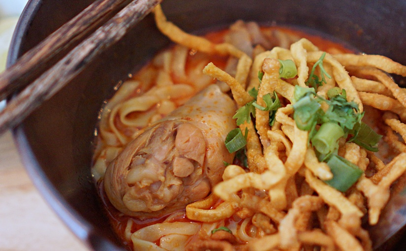 Where to Eat Khao Soi in Chiang Mai