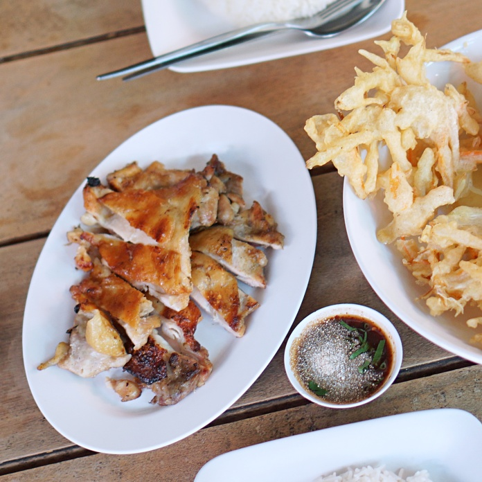 Gai Yang Chiang Mai