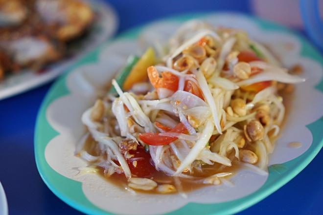 Som Tam Chiang Mai