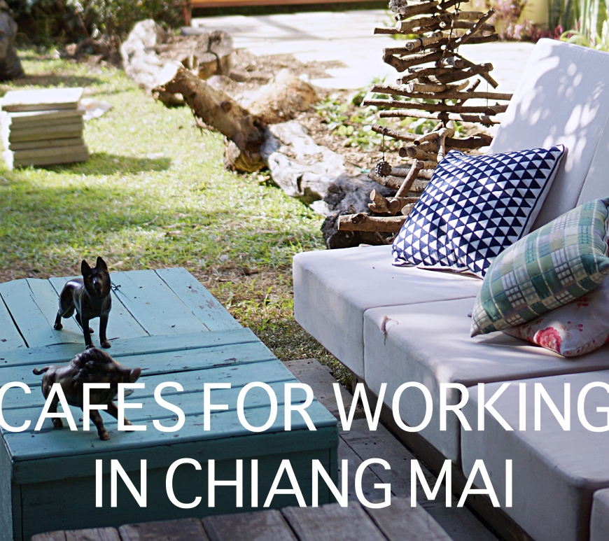 cafes for working in chiang mai