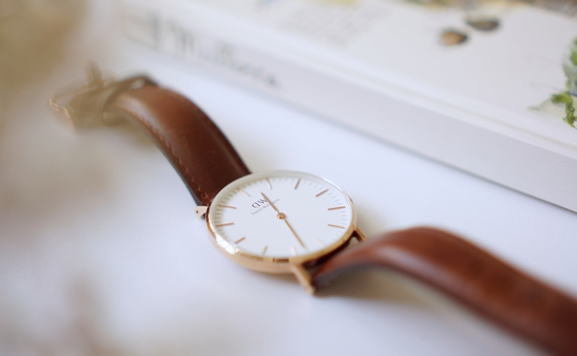 Valentine's Day Gift Idea x Daniel Wellington