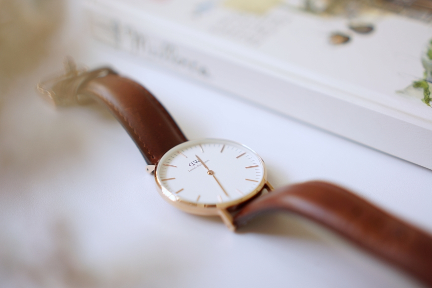 Daniel Wellington Blogger review