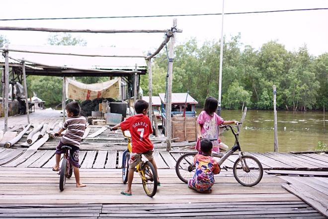 Sungai Buluh Riau Indonesia