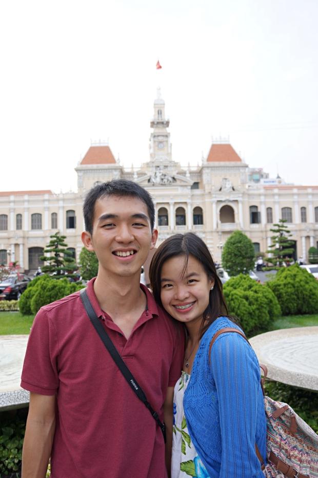 Ho Chi Minh City City Hall