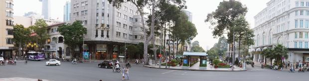 District 1 Ho Chi Minh City