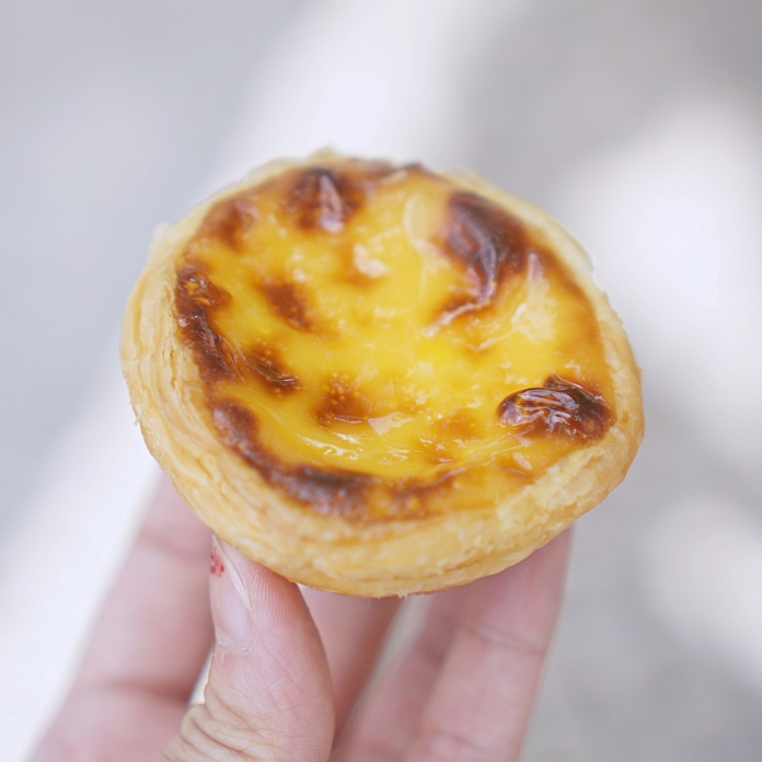 lord stow's egg tart