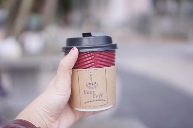 Coffee in Coloane Macau