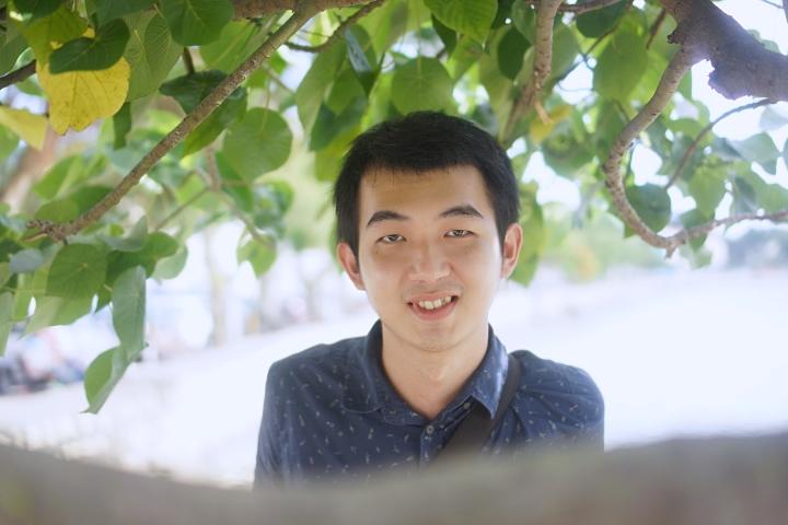 Fredric Sanjaya in Coloane Macau