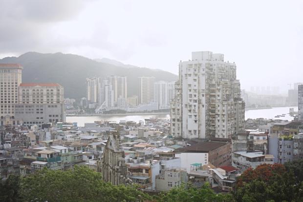 Macau one day itinerary
