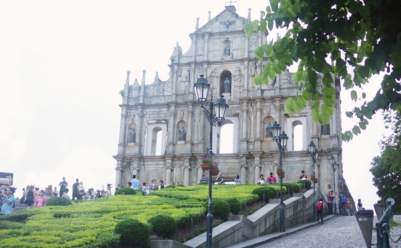 Macau. Worth a Visit? (1 Day ItineraryIncluded)