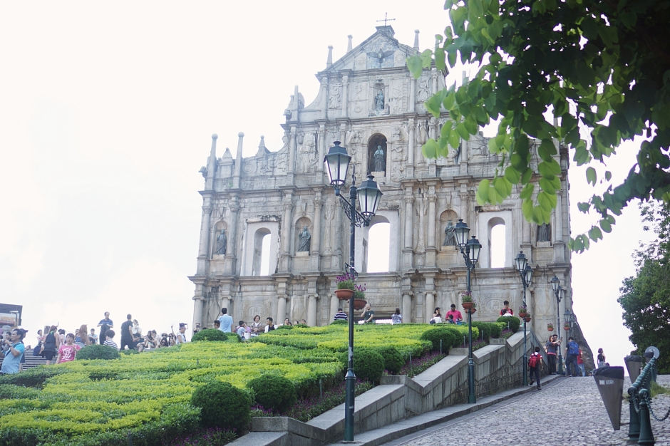 macau one day itinerary