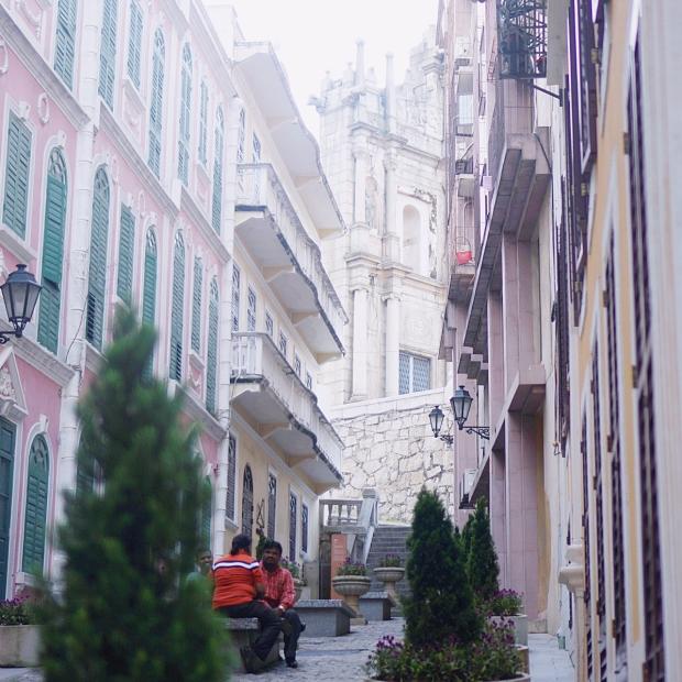 St Paul Church Macau