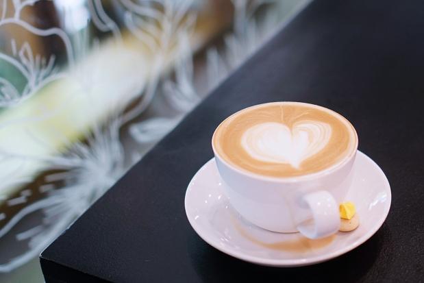 Coffee shop in Makati, Metro Manila
