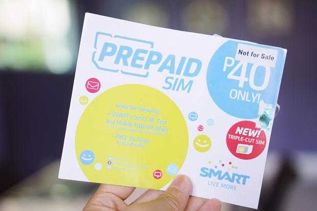 Free Traveler Simcard in Manila