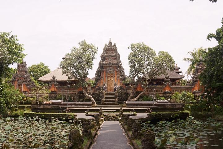 Travel to Ubud Bali