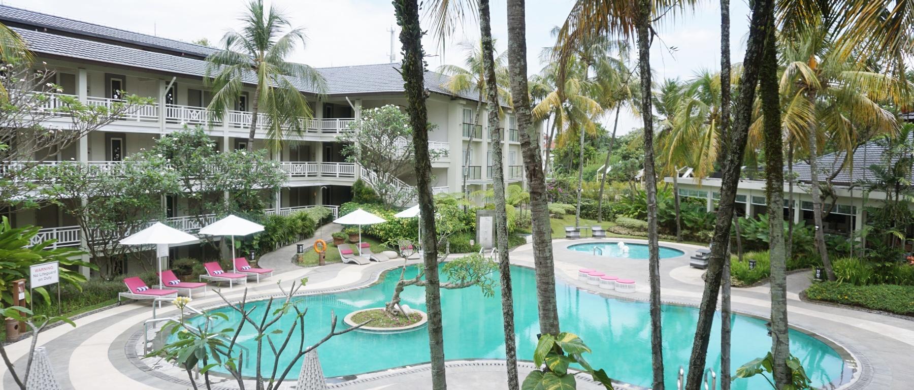 Staying At Sheraton Hotel Bandung