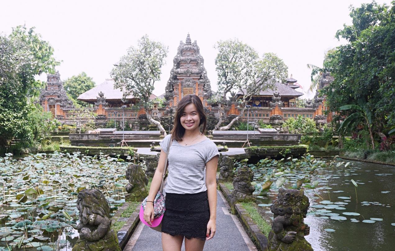 Sharon Loh Ubud Bali