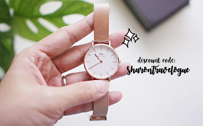 Classic Petite : Daniel Wellington's New Watch Collection (with Discount Code For You)