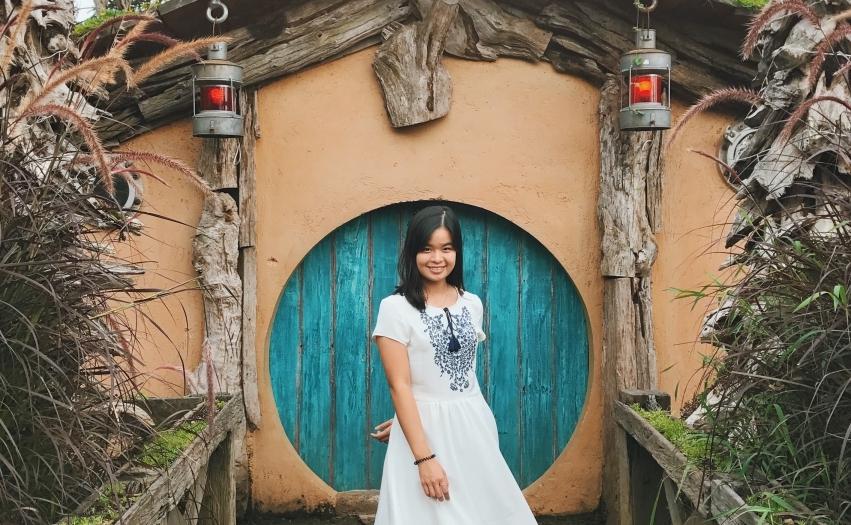 Farm House Lembang Hobbiton