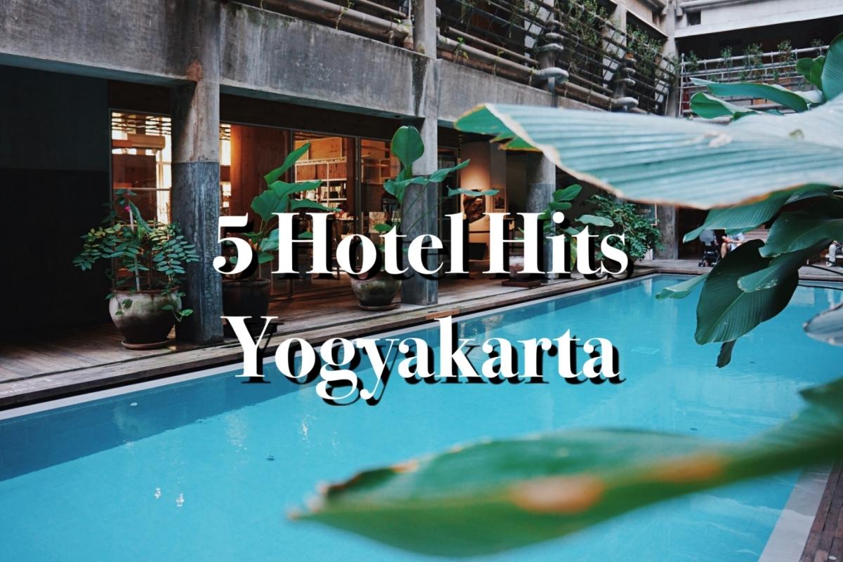 5 Hotel Hits & Instagenic di Yogyakarta