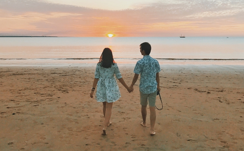 #HoneymoonJilidDua Part 1 –Darwin