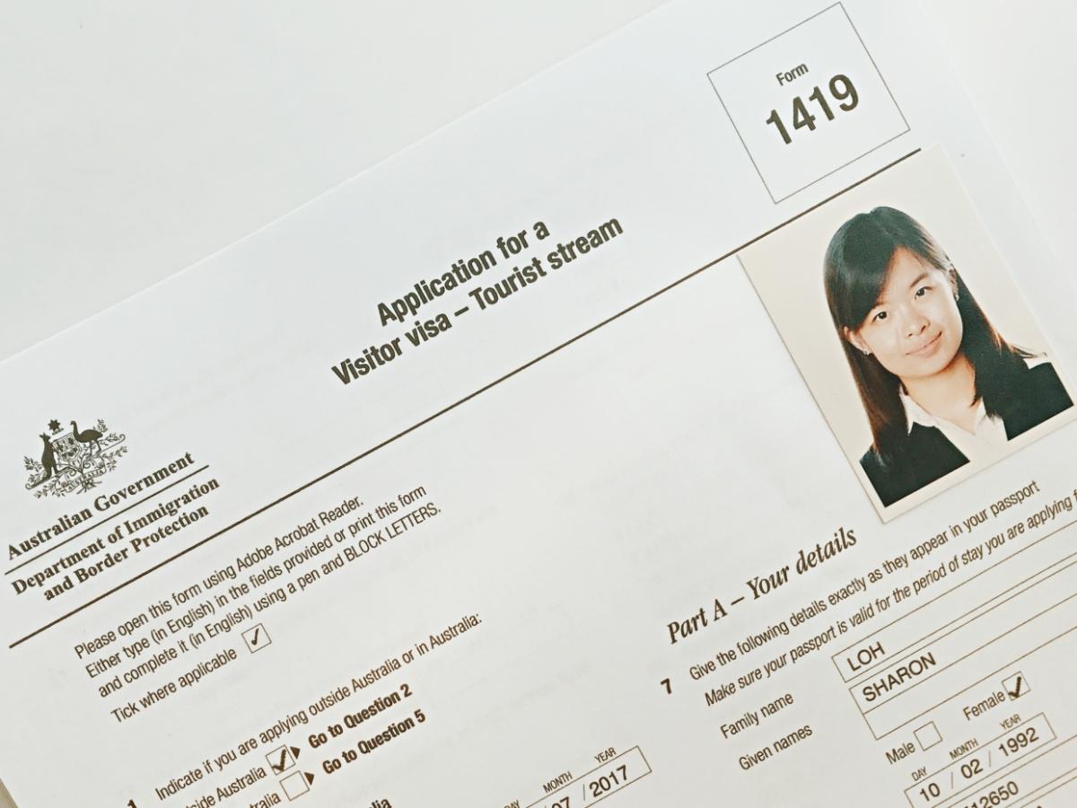 Drama Visa Australia Ditolak
