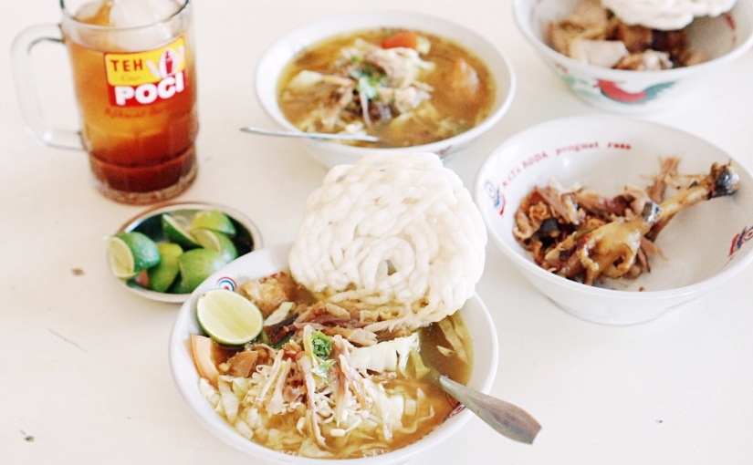 Kuliner Jogja : Soto Sawah Bu Hj. Hadi.S