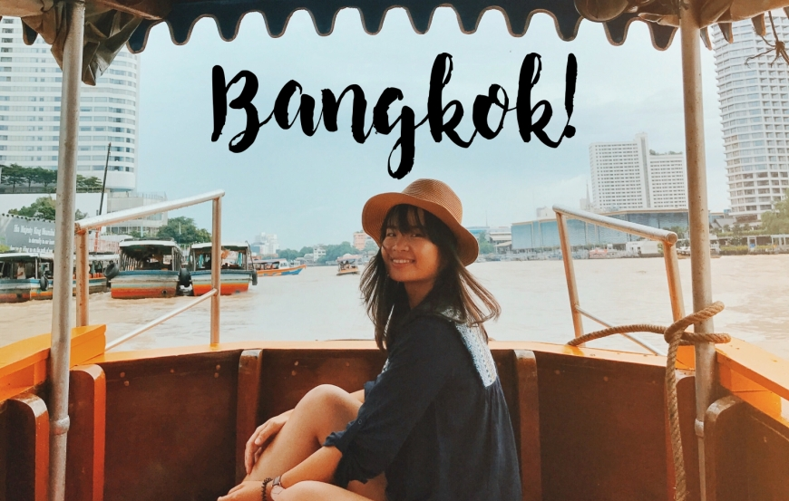 BANGKOK IN ONE DAY TRAVEL BLOG