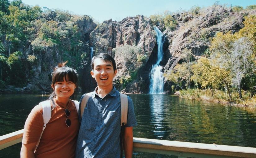 #HoneymoonJilidDua Part 4 – Ketemu Wallaby, si KangarooKecil!
