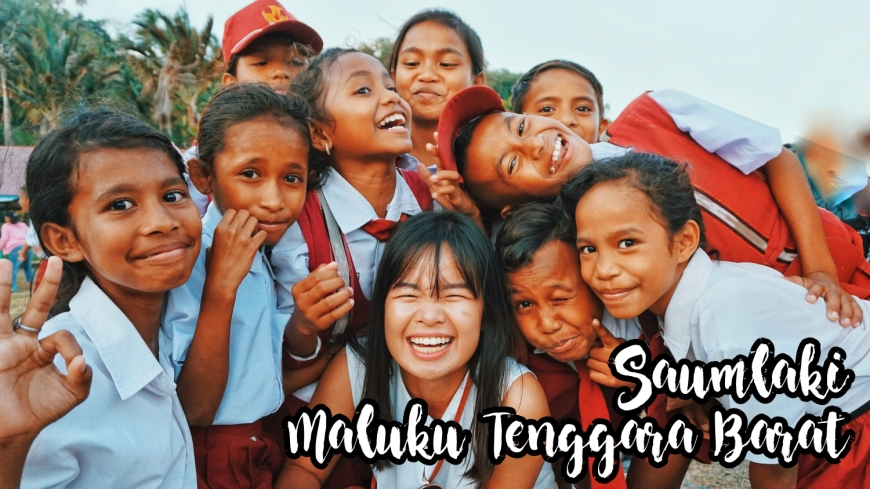 saumlaki indonesia