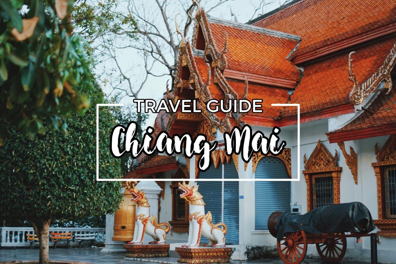 travel guide pedoman liburan ke chiang mai thailand