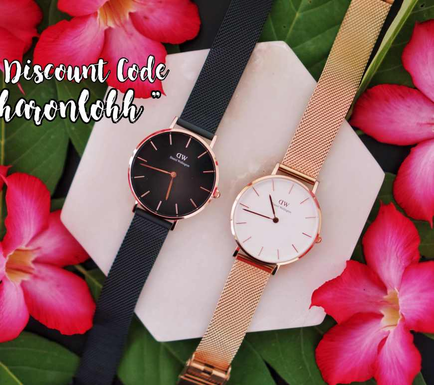 daniel wellington discount code