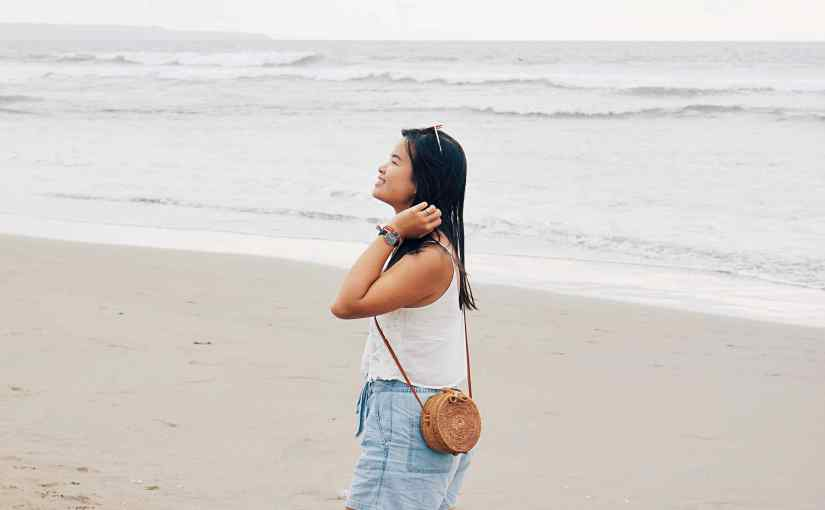 Bali Sunset Moment  x  Daniel Wellington's Classic Petite Ashfield