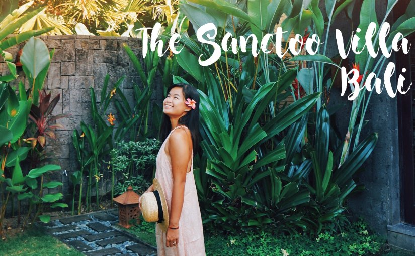 Honeymoon Staycation di The Sanctoo Villa, Bali