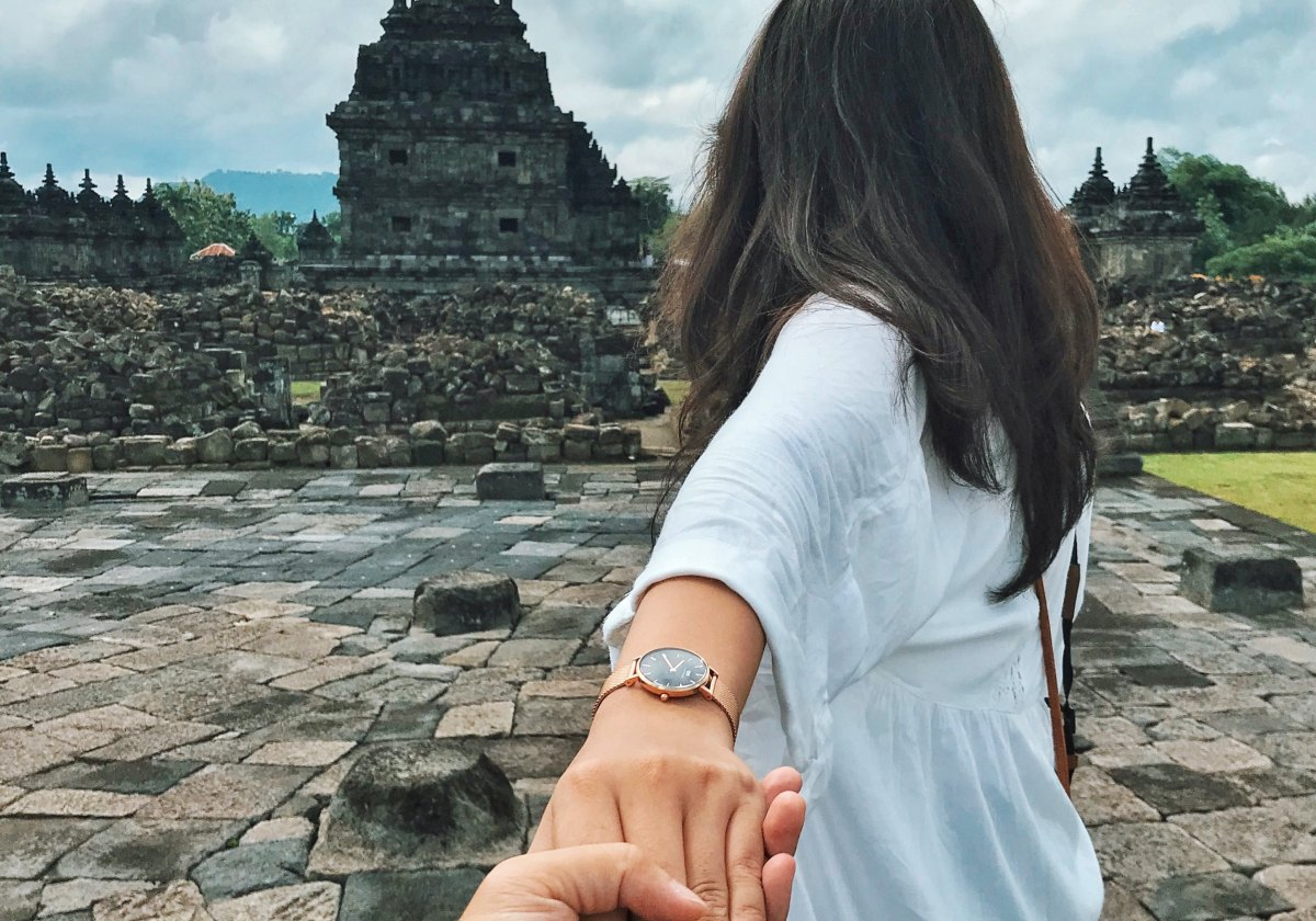 Short Trip to Jogja x Daniel Wellington Big Discount