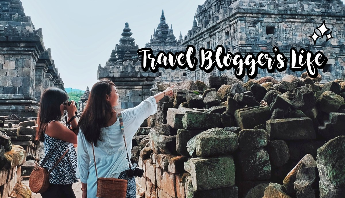 Travel Blogger's Life - What People Think About You