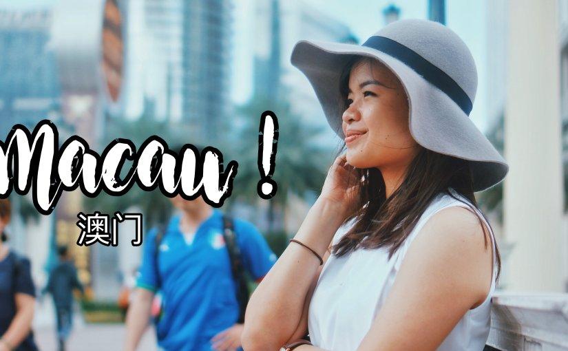 Cerita Tentang Proposal #1 –Macau
