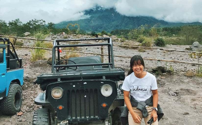 Merapi Lava Tour,Yogyakarta